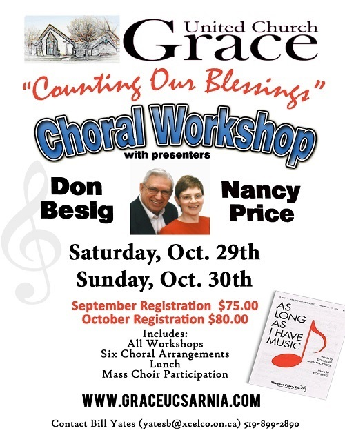 Besig & Price Choral Workshop