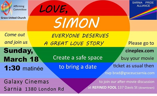 Love Simon Movie